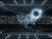 Nuestro mundo digital — Foto de Stock