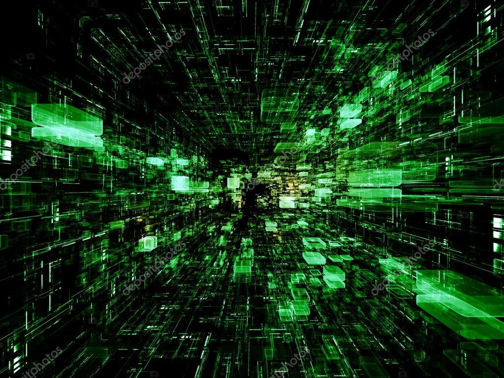 虚拟空间的展现图片