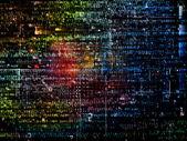 Förskott på digitala nätverk — Stockfoto