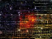 Inner Life of Digital Network — Stock Photo
