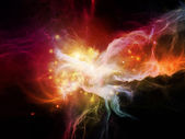 Elegance of Nebulae — Stock Photo