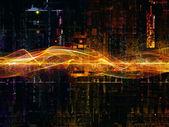 Diversity of Digital Network — Stock Photo