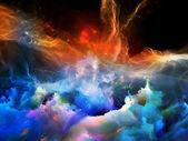 Energy of Nebulae — Stock Photo