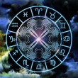 Foto Stock: Astrology Composition