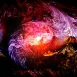 Energy of Digital Paint — Stock Photo #13505012