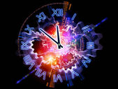 Colors of time — Stock Photo