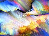 Wirtualne kolor — Zdjęcie stockowe