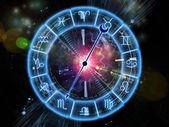 Workings of Zodiac — Stock Photo
