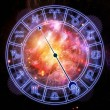 Horoscope dial — Stock Photo