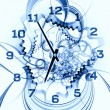 Dynamic of time — Stock Photo #13720485