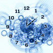 Stock Photo: Time processing