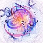 Swirls of time — Stock Photo #13720639