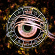 The Eye of Zodiac — Stock Photo #13723103