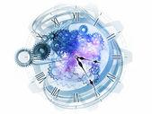 Loops of hours — Stock Photo