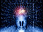 Paradigm of Digital Thinking — Stock Photo