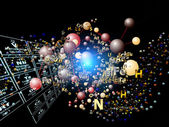 Realms of Chemical Elements — Stock Photo