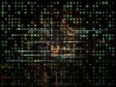 Network Design — Stock Photo