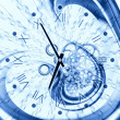 Time abstraction - Stock Photo
