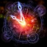 Clock space — Stock Photo #14082525