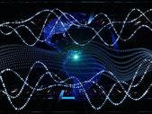 Technological World — Stock Photo