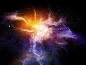 Dreaming of Nebulae — Stock Photo