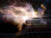 Digital Cosmos — Stock Photo