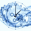 Dynamic of time — Stock Photo #15742417