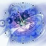 Time mechanism — Stock Photo