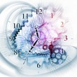 Time dynamic — Stock Photo