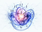 Temporal twists — Stock Photo