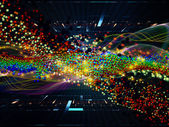 Evolving Molecules — Stock Photo