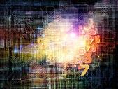 Virtualization of Network — Stock Photo