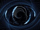 Paths of Intelligent Life — Stock Photo