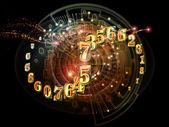 Reinos de números — Foto de Stock