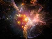 Versehentliche Kosmos — Stockfoto