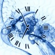 Surreal clock concept — Stock Photo #16879789