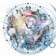 Abstract clock — Stock Photo #16879853