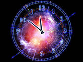 Abstract clock — Stock Photo