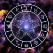 Astrology Arrangement — Stock Photo