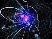 Intelligent liv sammansättning — Stockfoto
