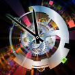 Dance of Clockwork — Stock Photo
