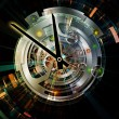 Clockwork Vortex — Stock Photo