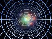 Paths of Intelligent Life — Foto de Stock
