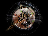 Clockwork Vortex — Stock Photo