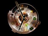 Modern Clockwork — Stock Photo