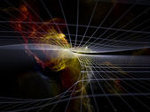 Artificial Cosmos — Stock Photo