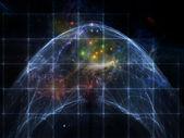 Cosmos accidental — Foto de Stock