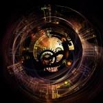 Digital Life of Clockwork — Stock Photo #17869229