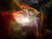 Evolving Cosmos — Stock Photo