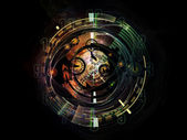 Realms of Clockwork — Stock Photo